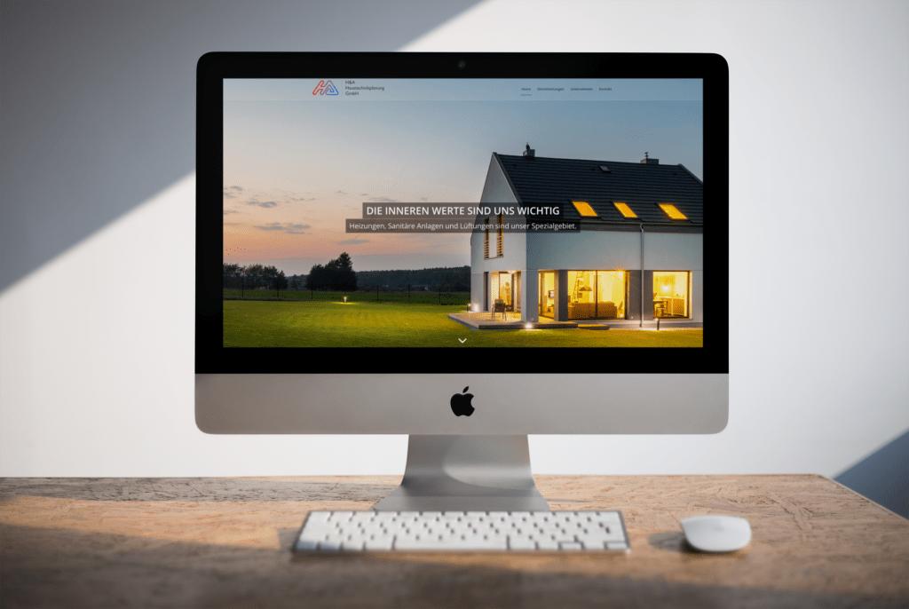 Webagentur Basel für Firmenwebseiten